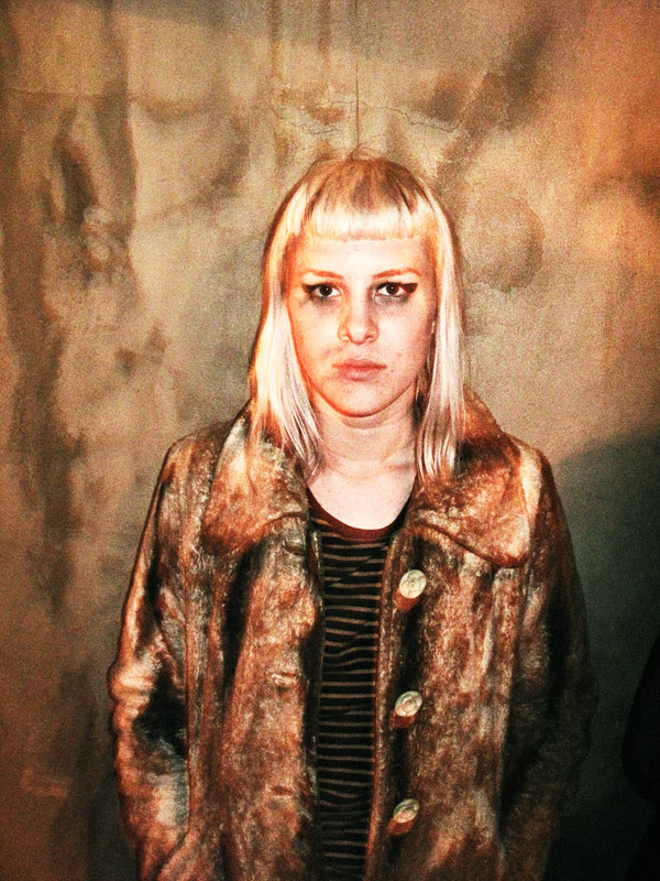 Portrait with Blonde Hair & Fur Coat, Icon Brands at Hunky Dory Social Club Darlinghurst B_600-Final-V5_3954