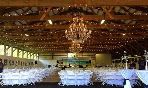 Sunset Ranch Barn Lighting (Chandeliers by @Sunset Ranch