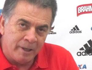 Paulo Pelaipe diretor executivo Flamengo (Foto: Janir Junior)