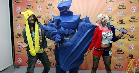 What Happens In Comic Con India