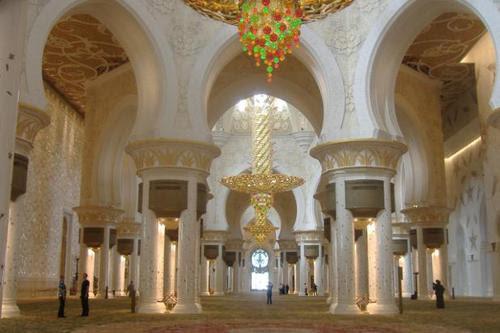 Zheikh Zayed Mosque
