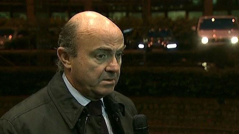 España pide formalmente los 37.000 millones de euros para la reestructuración bancaria