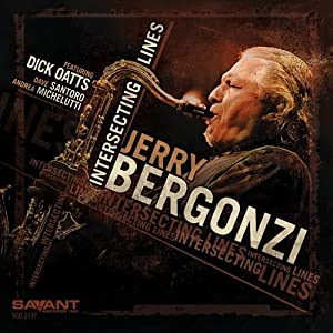 Jerry Bergonzi - Intersecting Lines cover
