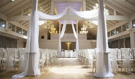 Marwell Hotel Wedding Venue Winchester, Hampshire