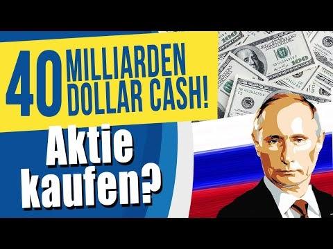 Russische Aktie