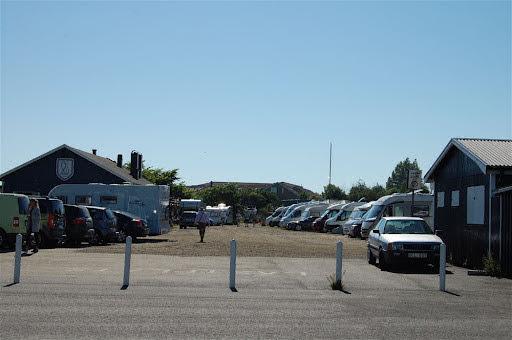 husvagn gratis parkering