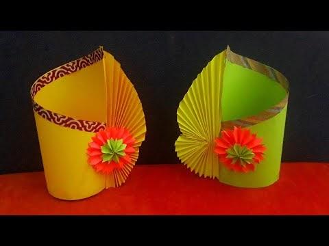 populer origami hiasan cara membuat kerajinan tangan dari