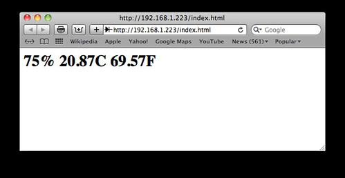 Web Browser: Remote Sensing