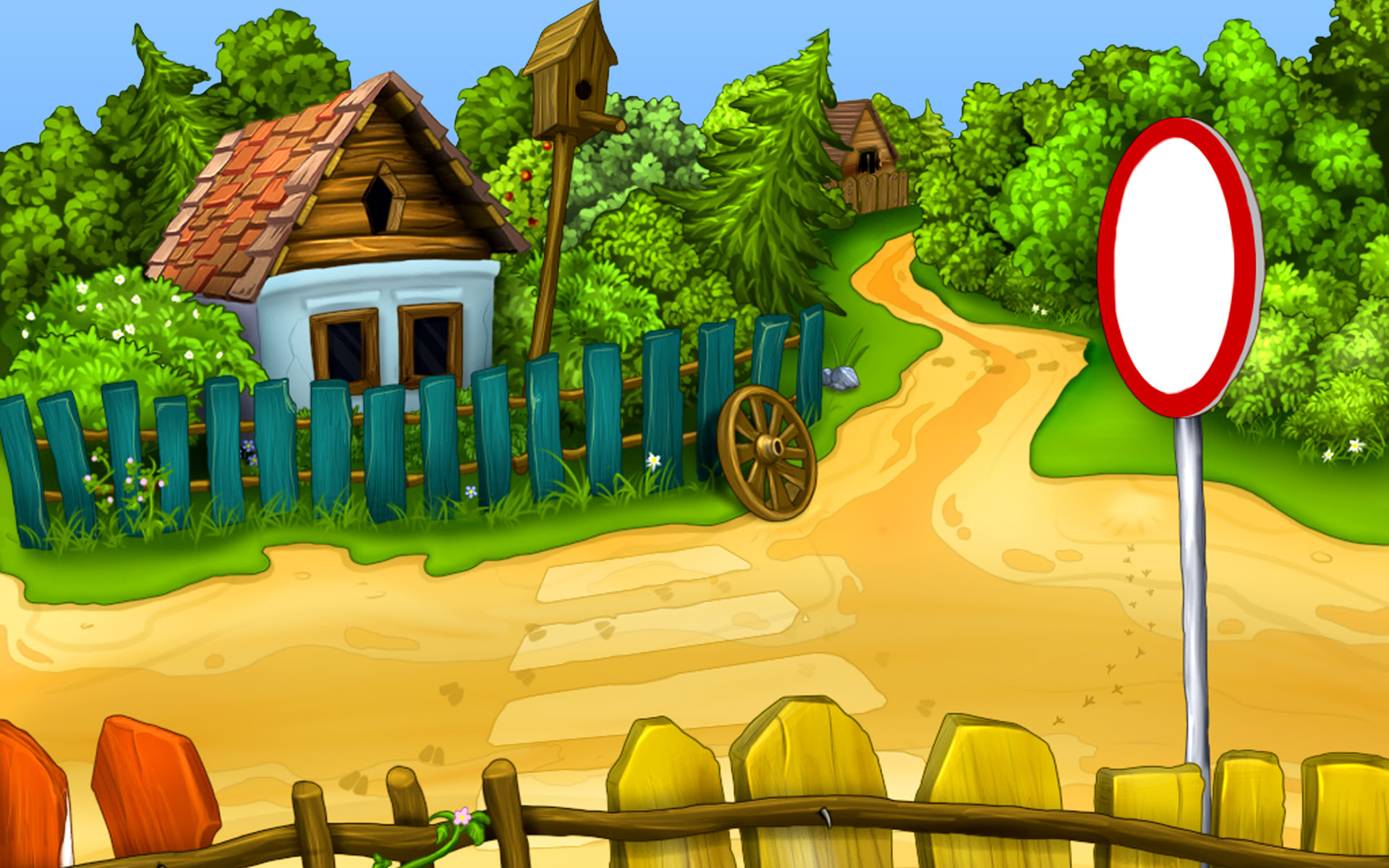 Download 99 Background Hd Kartun HD Gratis
