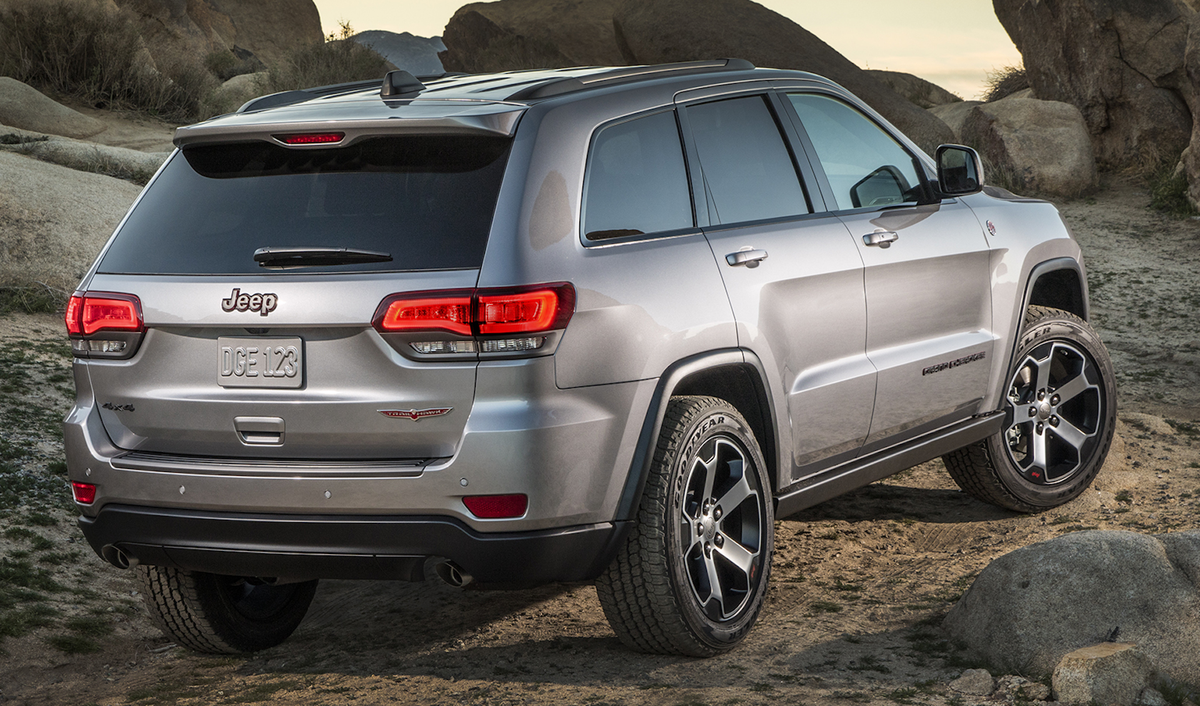 Jeep Grand Cherokee 2017 Review, Specification, and Price