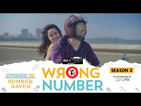 Wrong Number   S02E02 - Number Saved   Apoorva, Ambrish, Badri, Anjali & Parikshit   RVCJ Originals