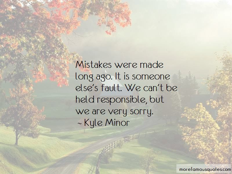 Quotes About Sorry For My Mistakes Top 22 Sorry For My Mistakes