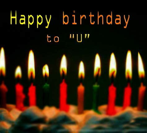 Happy Birthday To U. Free Happy Birthday eCards, Greeting