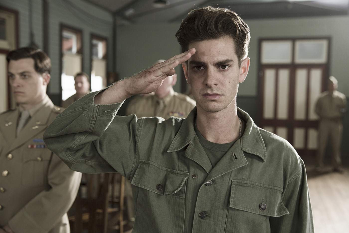 Hero Of Hacksaw Ridge