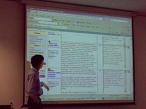 Problem Based Learning symposium at Republic Poly (10-12 Jun 09)