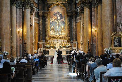 Traditional Catholic Wedding Ceremony Vs New Wedding