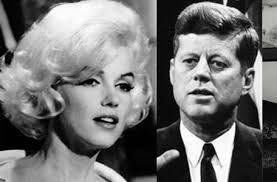 Marilyn Monroe & Kennedy