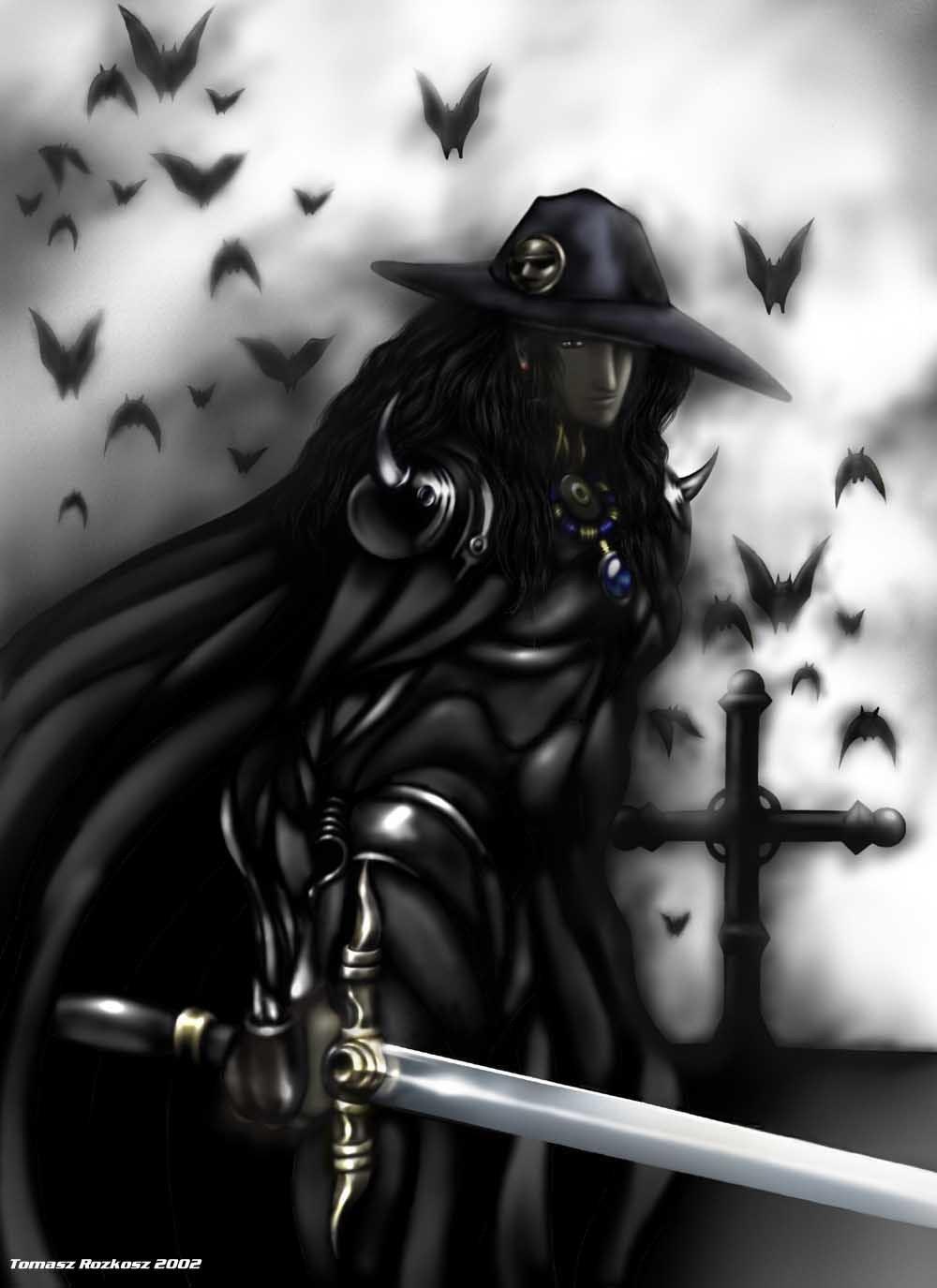 Vampire Hunter D Vampire Hunter D Foto 6909537 Fanpop