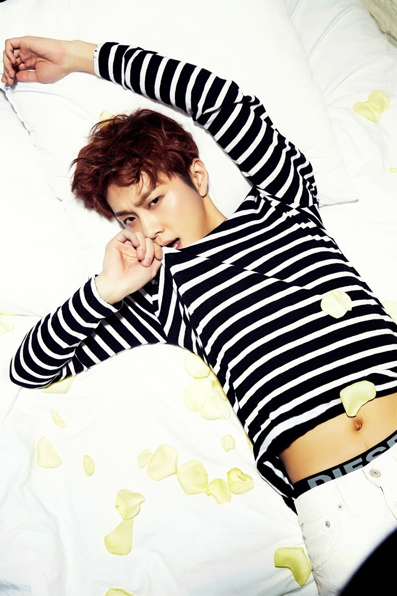 BEAST Jun Hyung - Ceci Magazine March Issue '14