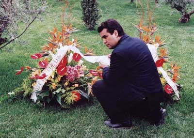 William Rodrigues with Flowers Pass JPG