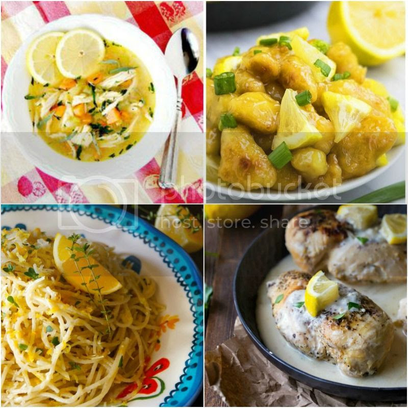 36 Mouth Watering Lemon Recipes Bobbi S Kozy Kitchen