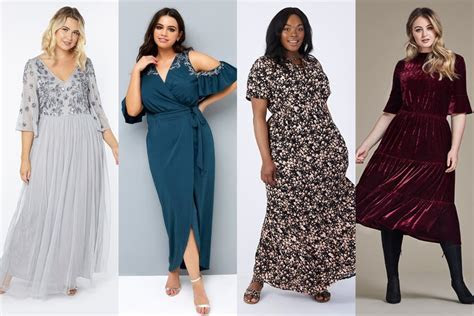 60 Best Plus Size Fall Wedding Guest Dresses 2019   Plus
