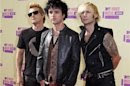 The Rock group Green Day arrive for the 2012 MTV Video Music Awards in Los Angeles