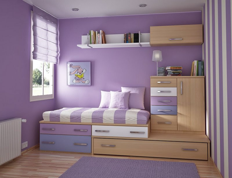 10 small bedroom ideas to make your room look spacious – Home And Gardening I
