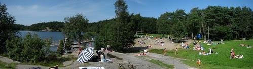 Við Sisjön vatn