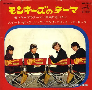 MONKEES, THE theme from the monkees