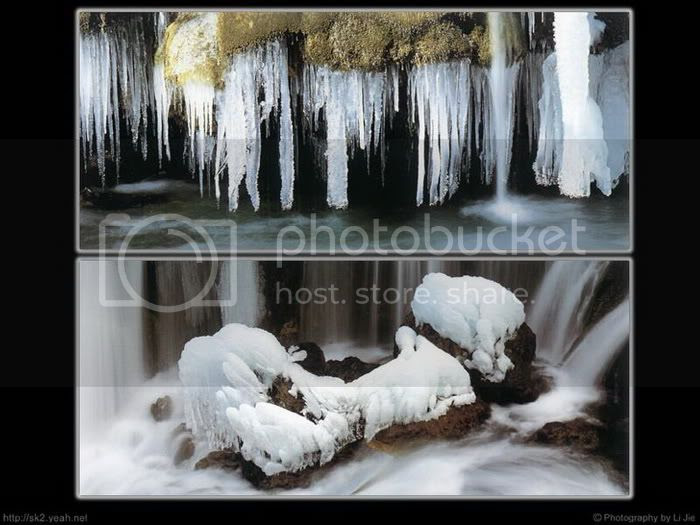 18 Awesome Winter Ice Photos