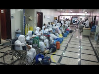 Asupan Gizi Jamaah Haji Saat di Makkah Kurang