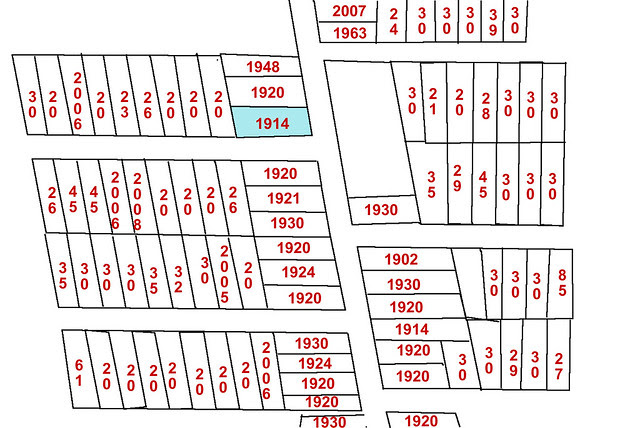 2013-03-31-1148-North-Highland -VaHi-Teardown-plat-map-build-dates