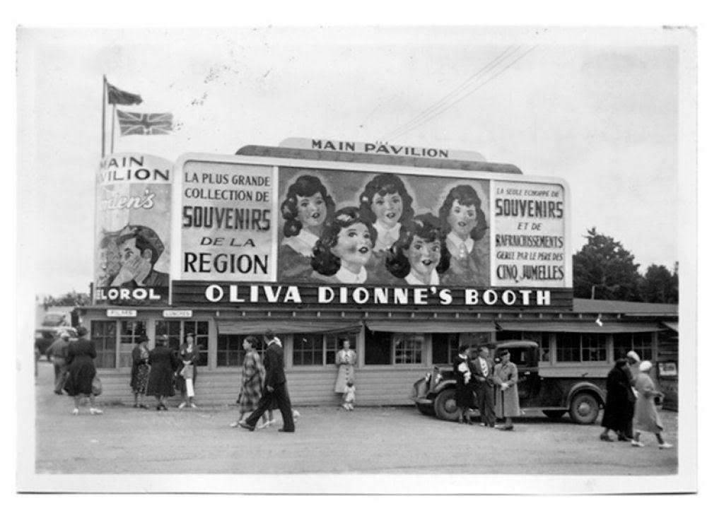 A desgraçada história das quíntuplas Dionne