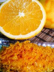 ralladuras naranja