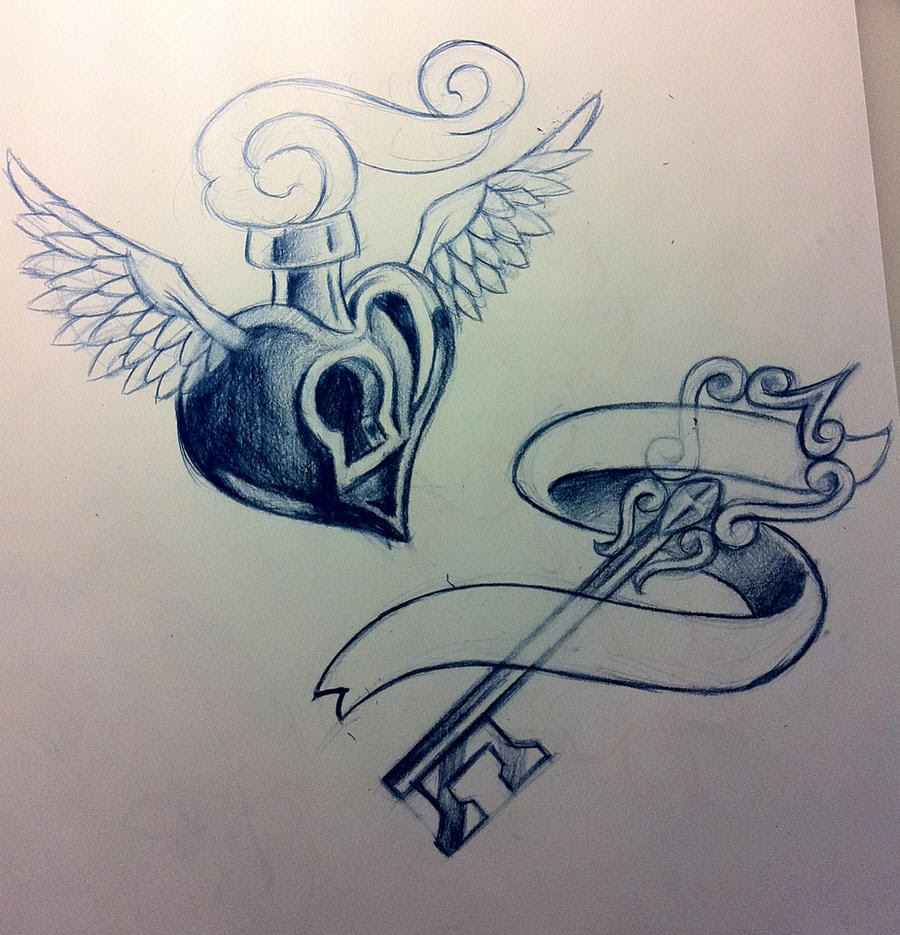 Key Drawings Tattoo More Information Modni Auto