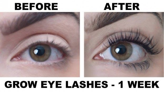 How To Make Your Eyelashes Grow Back Fast
