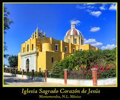 Iglesia en Montemorelos N.L.