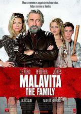 黑麻辣黑幫/幫追殺令 (Malavita/The Family)poster