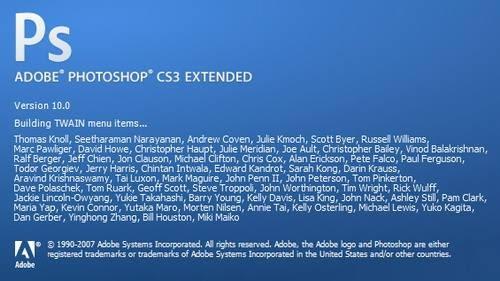 Adobe Photoshop CS3 Full