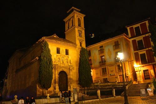 Albaicín neighborhood, Granada, Spain