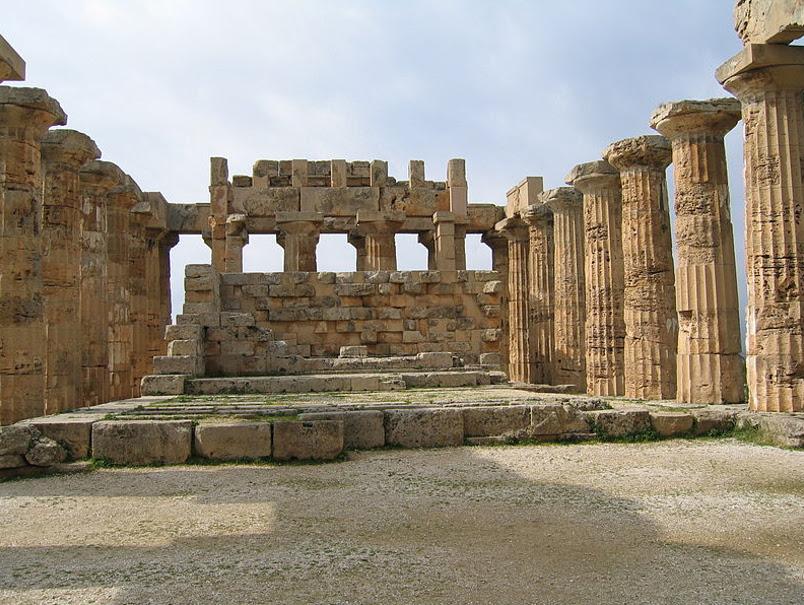 Resultado de imagen de Selnius ruinas