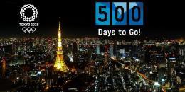Tokyo 2020 dévoile ses pictogrammes olympiques