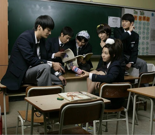 Friendship Drama Korea Reply 1997
