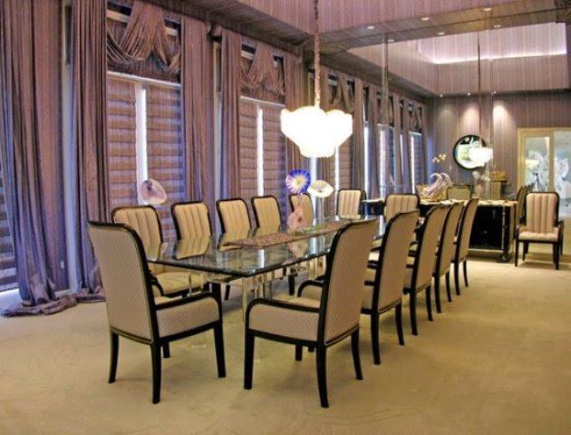 Beautiful Formal Dining Room Decorating Ideas