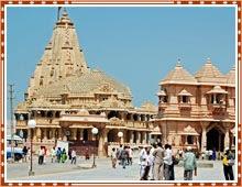Somnath Temple Junagadh