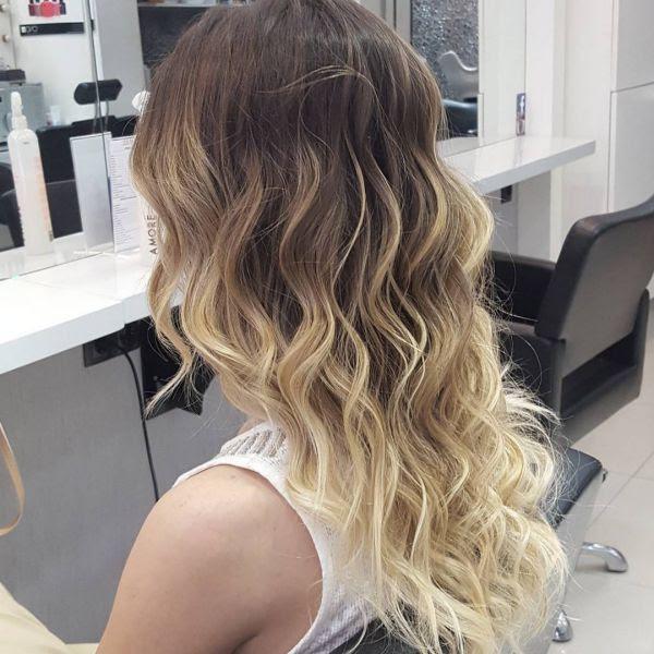 Frisuren Halblang Welliges Haar Yskgjt Com