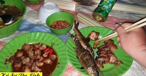 Ký Sự Phiêu Lãng Chốn Rừng Sâu - Tập 11 - Hun Khói Bắt Kỳ Đà & Bữa Cơm Tối