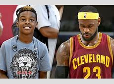 LeBron James Jr. Already Has Standing Scholarship Offers