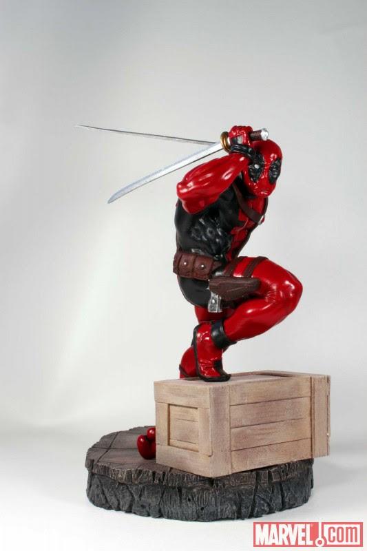 Kotobukiya's Deadpool